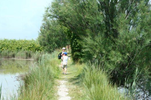 Marano Lagunare, oasi di silenzio