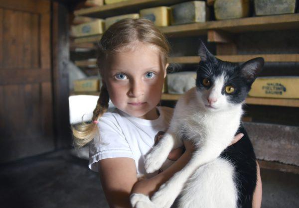 Malga Pieltinis, Greta e Macchia – foto di Gigliola Di Piazza –