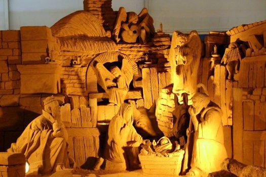 Natale d'…Amare: i Presepi di Sabbia a Lignano Sabbiadoro
