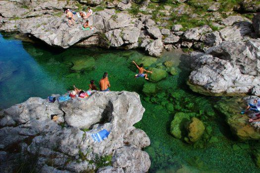 Le Pozze Smeraldine: tra le più belle piscine naturali d'Italia