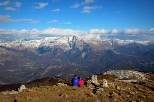 Monte Matajur: nel cuore delle Valli una vetta dove ri-trovare fiato