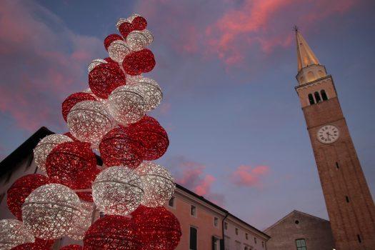 """La magia del Natale, un """"Punto Fermo"""" a San Vito al Tagliamento"""